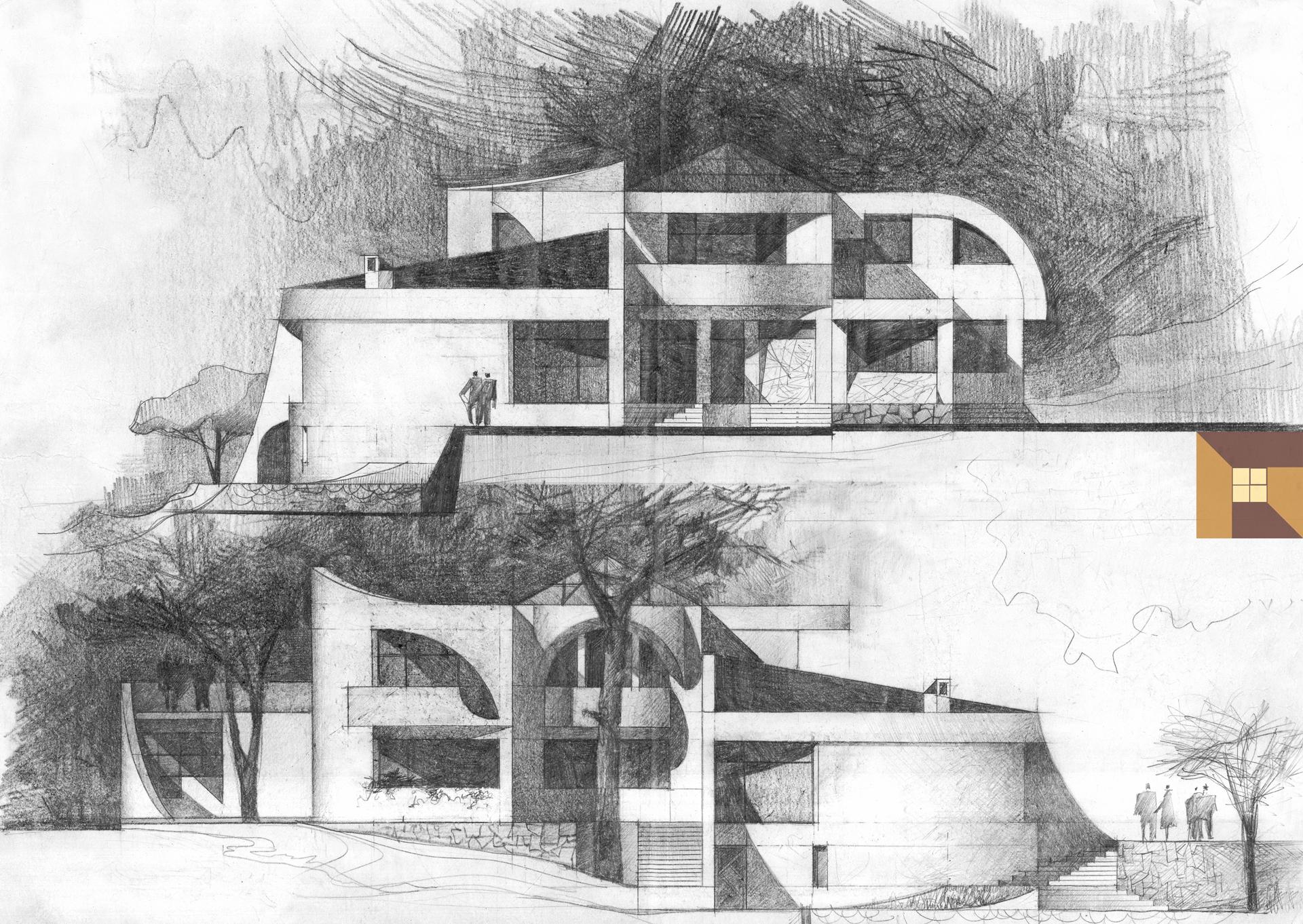 Моделирование домов