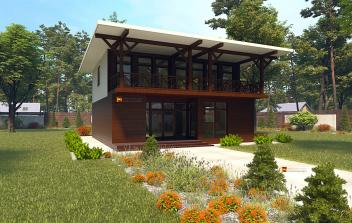 3D проектирование дома
