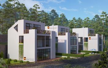 3D проектирование дома, коттеджа, таунхауса