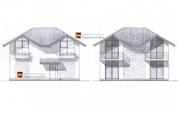 проектирование дома в желаемой стилистике